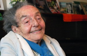 Alice Herz-Sommer, who just died, is the subject of an Oscar-nominated documentary. (Polly Hancock)