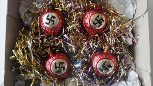 very unmerry nazi xmas decorations spark fury original nazi christmas decorations used - Used Christmas Decorations For Sale