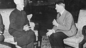 Hitler Hosts the Mufti