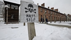 Poland-Auschwitz Death Camp