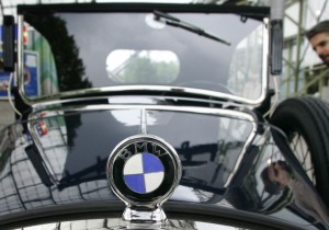 A vintage car of German luxury carmaker BMW [Illustrative] Photo By: REUTERS