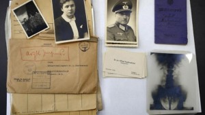 files of a Nazi German office